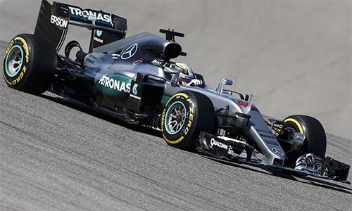 Hamilton giành pole tại Austin, níu hy vọng lật đổ Rosberg - ảnh 1
