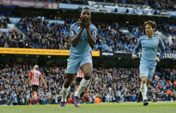 Man City trải qua trận thứ năm không biết thắng