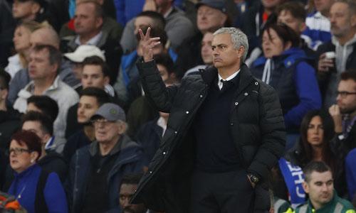 Chelsea khiến Mourinho chịu thất bại đậm nhất ở Ngoại hạng Anh