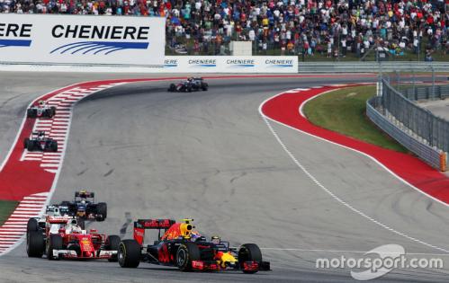 Hamilton về nhất ở GP Mỹ, rút ngắn cách biệt với Rosberg - ảnh 2