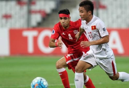 HLV U19 Bahrain tiếc vì vỡ mộng trước U19 Việt Nam