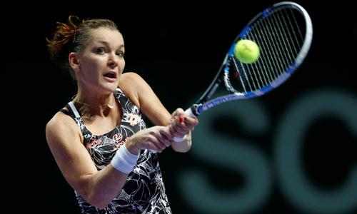 Radwanska thua sốc Kuznetsova ở WTA Finals
