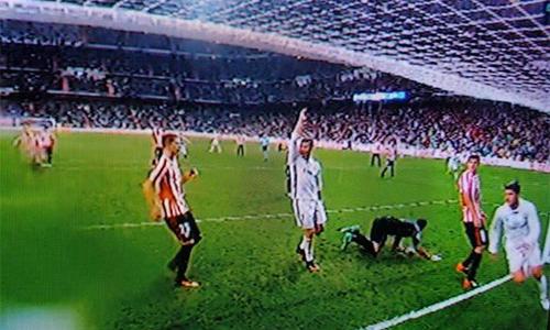 Ronaldo bị nghi tố đồng đội ghi bàn trong thế việt vị