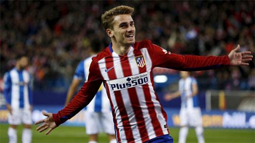 Griezmann đăng quang giải Cầu thủ hay nhất La Liga