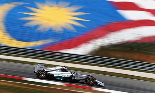 Đường đua Sepang tính ngừng đăng cai giải F1