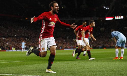 Man Utd biến Man City thành cựu vương ở Cup Liên đoàn