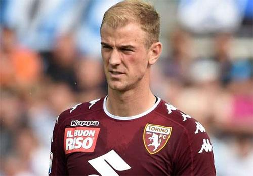 Joe Hart phạm thêm sai lầm hài hước tại Serie A