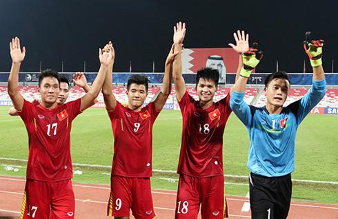 10 cầu thủ U19 được triệu tập vào đội U22 Việt Nam