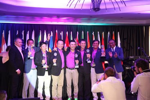Việt Nam xếp thứ 2 tại giải golf nghiệp dư lớn thế giới