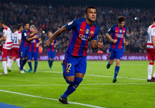 Bộ ba MSN tịt ngòi, Barca chỉ thắng tối thiểu trước đội cuối bảng