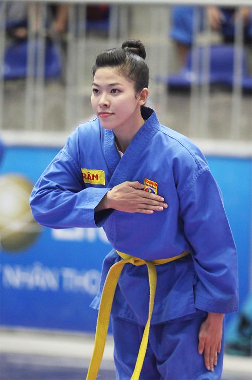 Nhan sắc võ Việt - ảnh thể thao