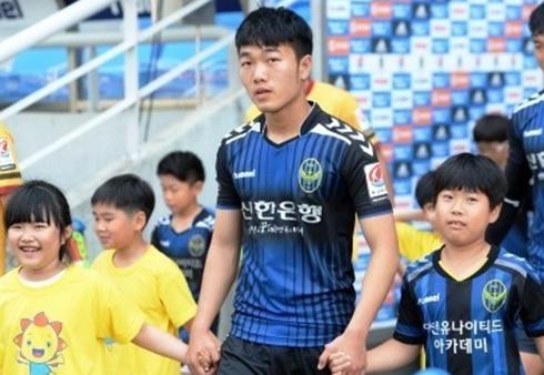 Xuân Trường tiết lộ lý do được trọng dụng ở K-League