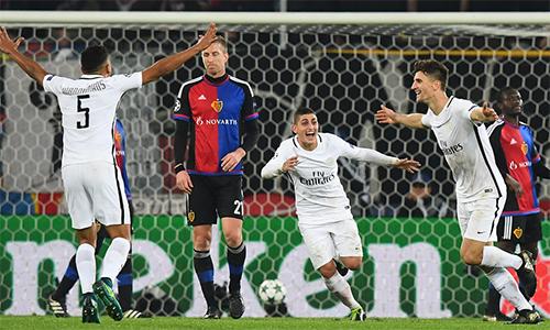 PSG đoạt vé đi tiếp, sẽ tranh ngôi đầu với Arsenal
