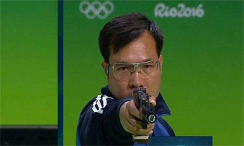 Việt Nam đoạt ba HC vàng ở ngày đầu giải bắn súng Đông Nam Á
