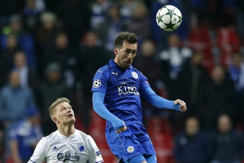 Leicester City lập lỷ lục ở Champions League