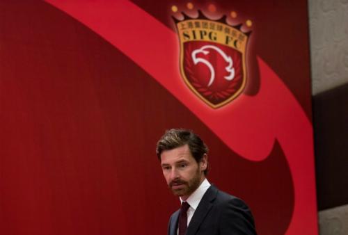 Villas-Boas nhận lương khủng, thế chỗ Eriksson ở Trung Quốc