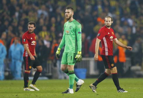 Man Utd bại trận trước Fenerbahce bởi hai siêu phẩm