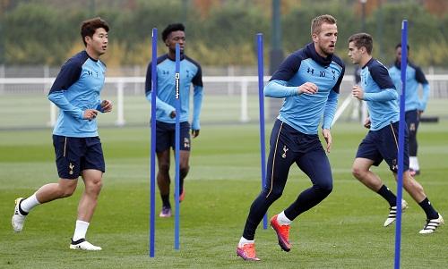 Harry Kane trở lại, dự đại chiến Arsenal - Tottenham