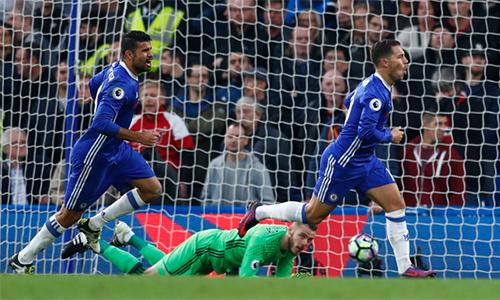 Conte tiết lộ bí quyết làm hồi sinh Hazard
