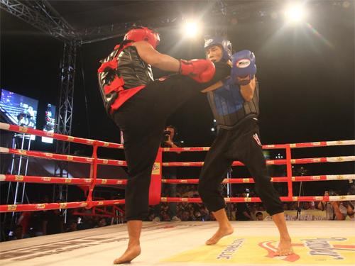 Lương Bá Tá chiến thắng trên sân nhà Quảng Ngãi