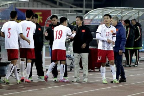 Việt Nam tan mộng vô địch giải U22 ở Trung Quốc