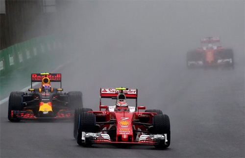 Hamilton lần đầu về nhất tại Interlagos, tiếp tục bám đuổi Rosberg - ảnh 2