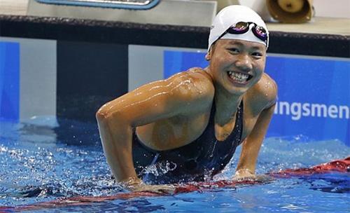 Ánh Viên giành HC đồng 200m tự do ở giải châu Á