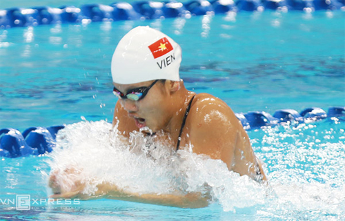 Ánh Viên đoạt thêm hai huy chương tại giải vô địch châu Á 2016