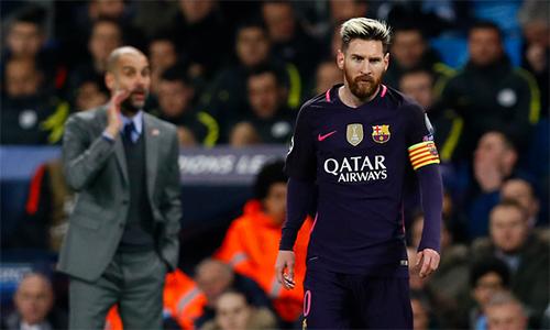 CLB ẩn danh đề nghị trả Messi 106 triệu đôla để không ký mới với Barca