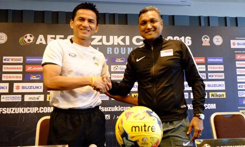 Kiatisuk cẩn trọng khi gặp lại cựu thù ở AFF Cup