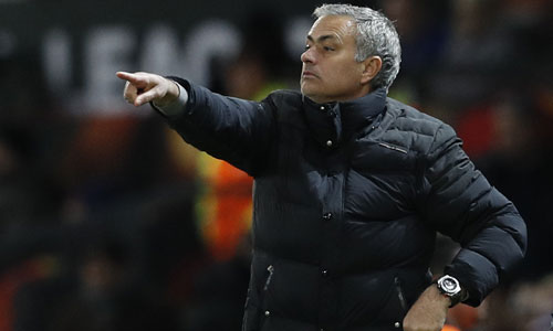 Mourinho vẫn tin vào khả năng vô địch của Man Utd