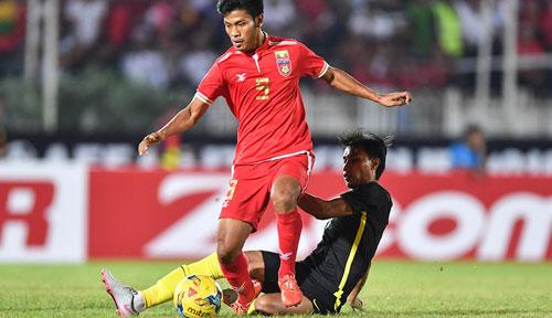 Loại Malaysia, Myanmar vào bán kết gặp Thái Lan