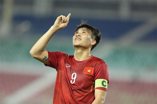 Công Vinh vượt qua Neymar về số bàn ghi cho đội tuyển