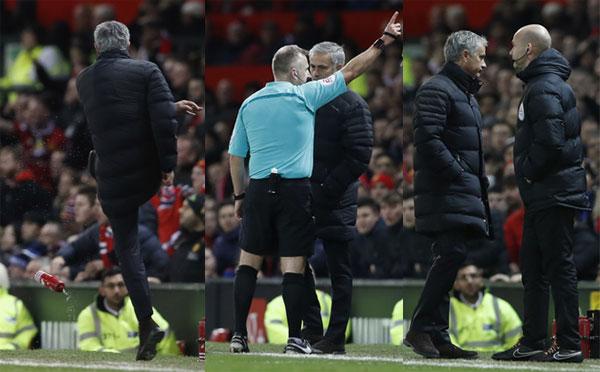 Mourinho bị đuổi, Man Utd hòa West Ham
