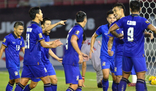 Những bài học từ vòng bảng AFF Suzuki Cup 2016