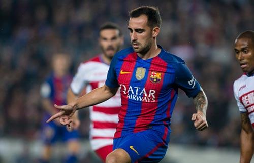 Đội hạng ba cầm chân Barca tại Cup Nhà vua