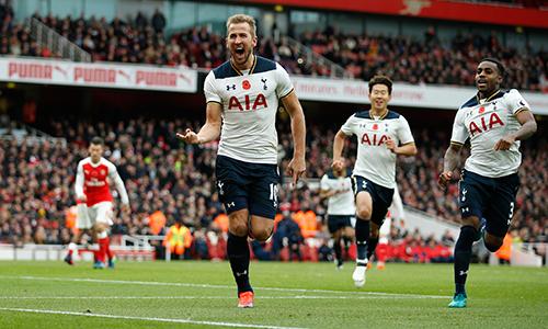 Tottenham tăng lương gấp ba lần để giữ Harry Kane