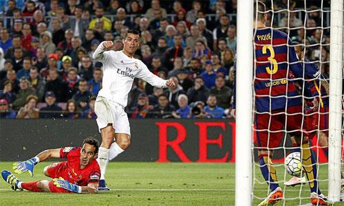 Ronaldo: Ác mộng trên sân nhà của Barca