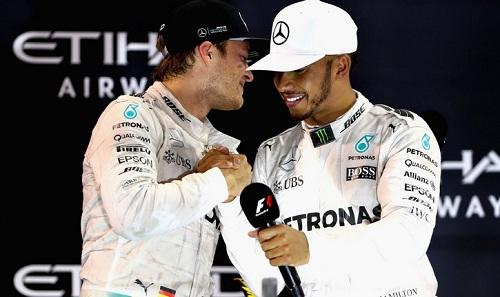 Hamilton không bất ngờ khi Rosberg giải nghệ