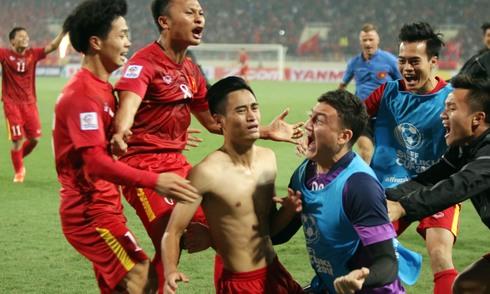 Vũ Minh Tuấn và bàn thắng dành tặng người cha vừa qua đời