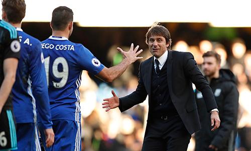 """Antonio Conte: """"Chelsea đang thi đấu tuyệt vời"""""""