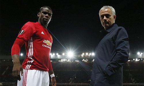 """Mourinho: """"Pogba có lẽ đã bật cười vì kết quả bốc thăm Europa League"""""""