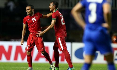 Điềm lành cho Indonesia ở chung kết AFF Cup lượt về