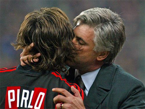 Ký ức về sơ đồ hình cây thông huyền thoại ở AC Milan