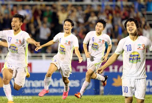 U21 HAGL - U21 Thái Lan: Công Phượng, Xuân Trường tái xuất trong màu áo cũ