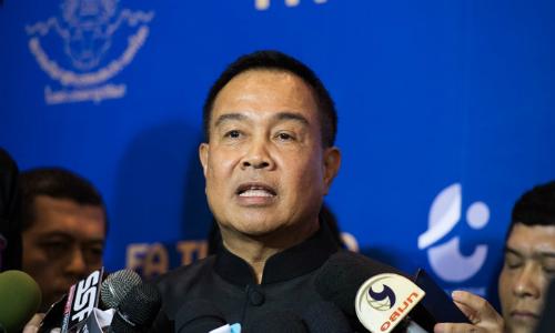 Thái Lan có thể chia tay Kiatisuk vì mục tiêu vươn tầm châu Á