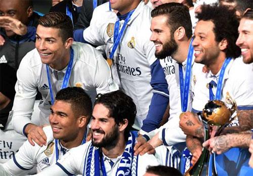 Tòa án thể thao quốc tế giảm một nửa án phạt cho Real