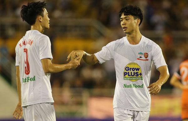 Video: U21 Gangwon vs U21 Hoàng Anh Gia Lai
