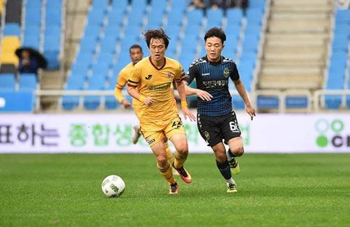 HLV đội Gangwon yêu cầu tuyển mộ Xuân Trường bằng mọi giá