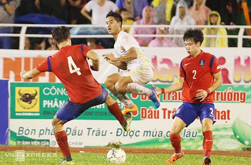 Đức Lương sẽ ký hợp đồng hai năm với đội bóng của Hàn Quốc